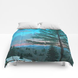 VT Cabin View Comforters