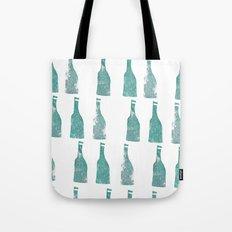 ten green bottles Tote Bag