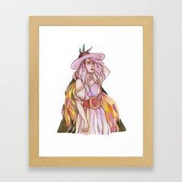 Sybil Reisz Framed Art Print