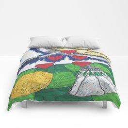 Shrove Valentine Comforters