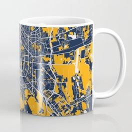 Milan - Italy Bluefresh City Map Coffee Mug