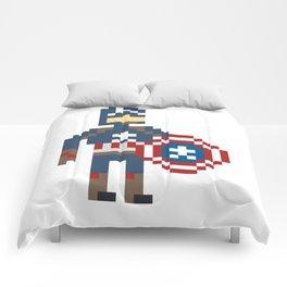 Steve Rogers Comforters