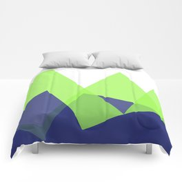 Pointy Comforters
