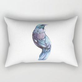 Tui Bird Rectangular Pillow
