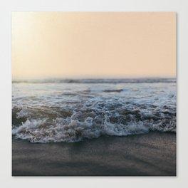 Sunrise Ocean Canvas Print