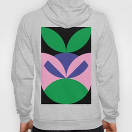 To me, it seems like an angry ninja face with leafes on it's head. Hoody