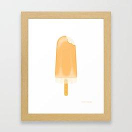 Split - an all-time hit Framed Art Print