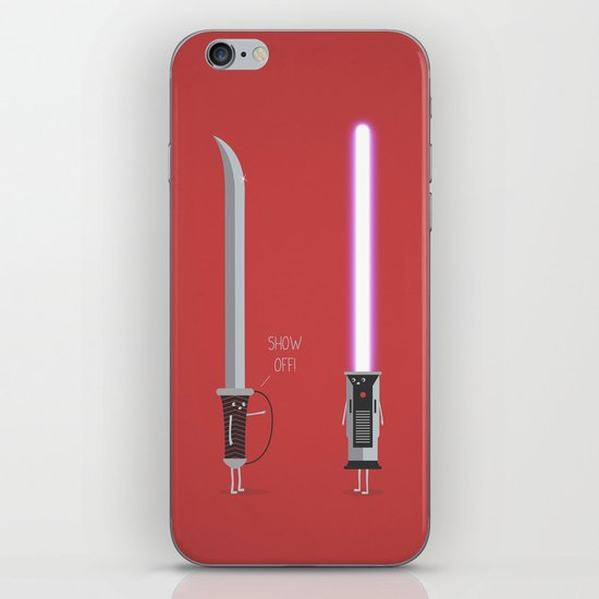 Show Off iPhone & iPod Skin