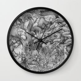 Inevitability Wall Clock