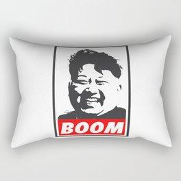 Boom (Kim Jong Un) Rectangular Pillow