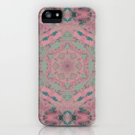 Fractalized Expressionism - III iPhone Case