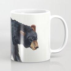 Watercolour Black Bear Drawing Mug