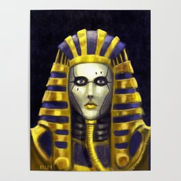 Golden Sarcophagus Poster