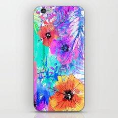 Hawaiian Heat iPhone & iPod Skin