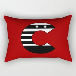 CRIMinal C Rectangular Pillow