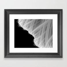 Wings of an Angel Framed Art Print