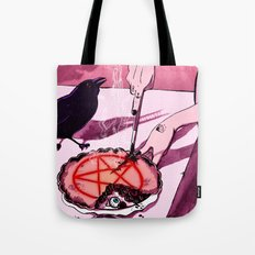 Mrs.Crowley's Old Fashioned Cherry Pie, Digital Version. Tote Bag