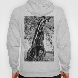 Tree with tire Hoody