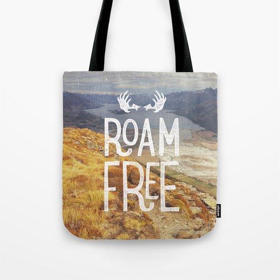 Roam Free NZ Tote Bag