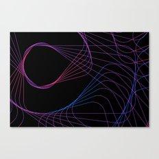 Spirowire Canvas Print