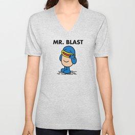 Mr. Blast Unisex V-Neck