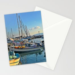 The old Acre, or AKKA port, for the old city. Stationery Cards