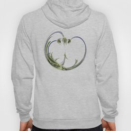 Warped Milk Thistle Hoody