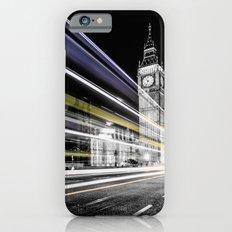 Big Ben light trails Slim Case iPhone 6s