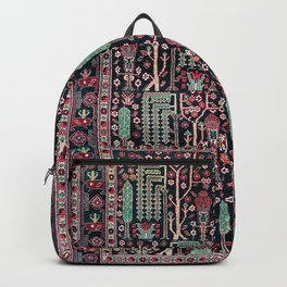 Nahavand Hamadan West Persian Rug Print Backpack