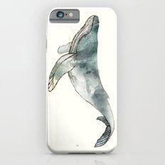 Humpback Whale Slim Case iPhone 6