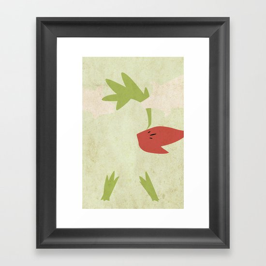 Shaymin Framed Art Print