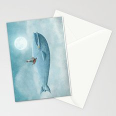 Whale Rider Stationery Cards