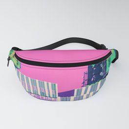 Centrotex all over the place Fanny Pack