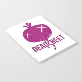 Dead beet Notebook