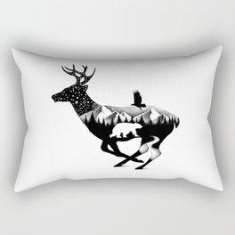 IN THE DUSK Rectangular Pillow