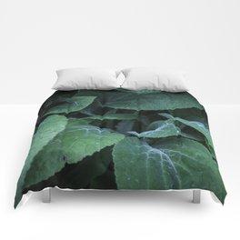 Green guerrilla! Comforters