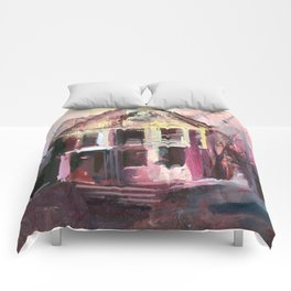 Found Houses, #1 Comforters