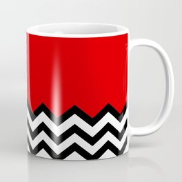 Black Lodge Dreams (Twin Peaks) Coffee Mug