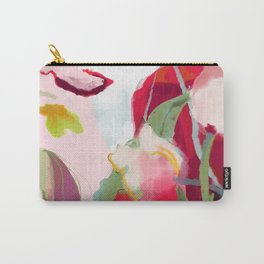 abstract bloom Carry-All Pouch
