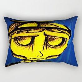 Ghoul #4, Tomfoolery Rectangular Pillow