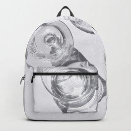 sheer minimal shadows Backpack