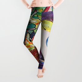 """Happy Trails"" Leggings"