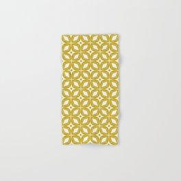 Starburst - Gold Hand & Bath Towel