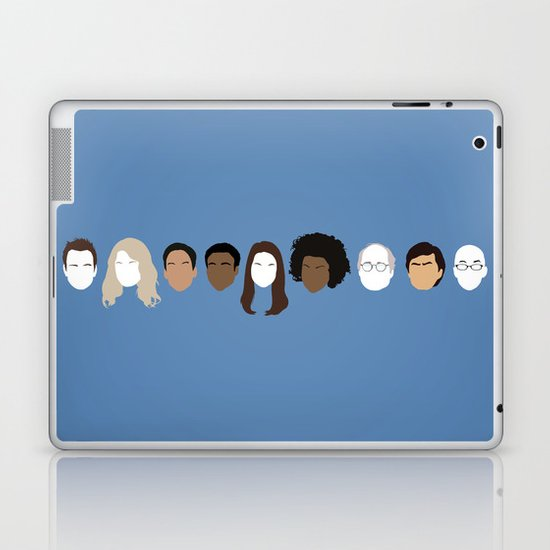 Community Laptop & iPad Skin