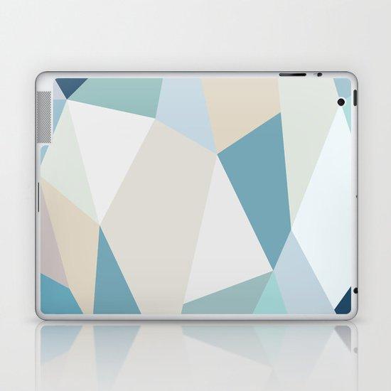 SPRING LOVE { BLUE } Laptop & iPad Skin