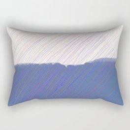 Rain Hills Rectangular Pillow
