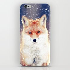 Cute wolf iPhone & iPod Skin