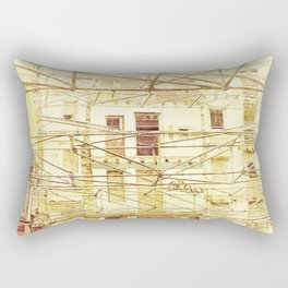Under Conctruction Rectangular Pillow