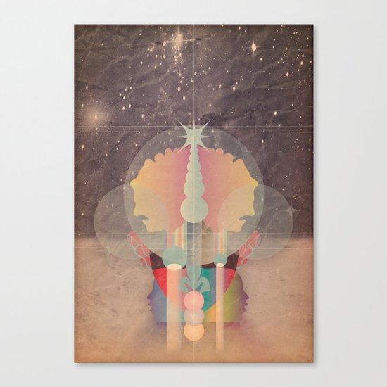 cosmico Canvas Print