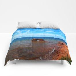 Sandstone holy rock Comforters